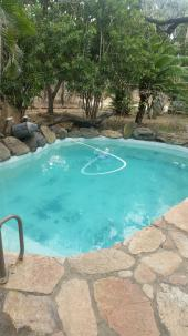 15 Year Epoxy Coated Pool